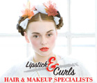 Lipstick and Curls | Vintage Hair & Make Up