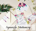 Premium Quality Handmade Stationery by Aquarela Stationery