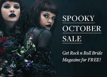 Subscribe to Rock n Roll Bride magazine