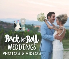 Rock n Roll Wedding: Italian Wedding Photographer