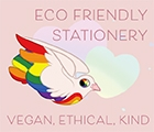 Ethical, vegan gufts and stationery