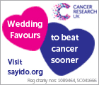 Give in celebration - Cancer Research UK