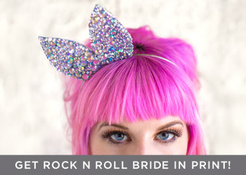 Rock n Roll Bride Magazine